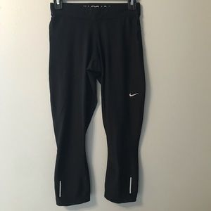 Nike Dri-fit Reflective crop leggings